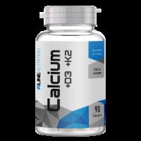 Calcium + D3 + K2 (90таб)