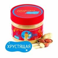 Арахисовая паста хрустящая (300г)