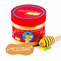 Арахисовая паста медовая (300г)