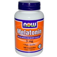 Melatonin 3mg (180капс)