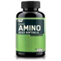 Superior Amino 2222 Softgels (150капс)