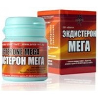 Экдистерон МЕГА (200таб)