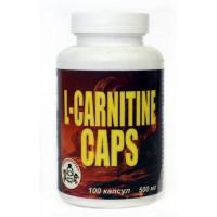 L-Carnitine 500мг (100капс)